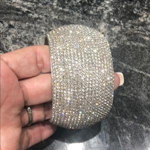 Beautiful Rhinestone cuff